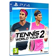 Tennis World Tour 2 - PS4 - Console Game