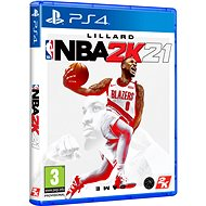 NBA 2K21 - PS4 - Console Game