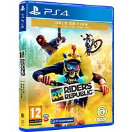Riders Republic - Gold Edition - PS4 - Console Game
