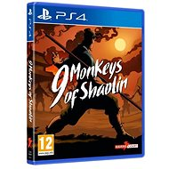 9 Monkeys of Shaolin - PS4 - Console Game
