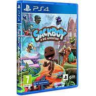 Sackboy A Big Adventure! - PS4 - Console Game