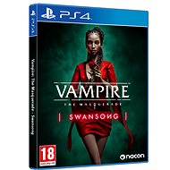 Vampire: The Masquerade Swansong - PS4 - Console Game
