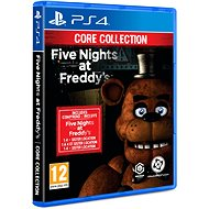 Five Nights at Freddy's: Core Collection - PS4 - Console Game