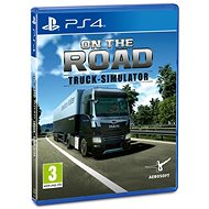 On The Road Truck Simulator - PS4 - Console Game