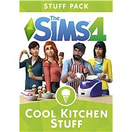 The Sims 4 Cool Kitchen Stuff - PS4 HU Digital - PC Game