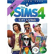 The Sims ™ 4 City Living - PS4 SK Digital - PC Game