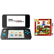 Nintendo NEW 2DS XL + Super Mario 3D Land - Game Console