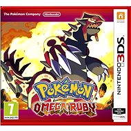 Pokémon Omega Ruby - Nintendo 3DS - Console Game
