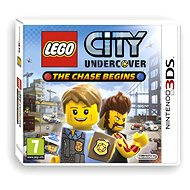 LEGO City Undercover: The Chase Begins - Nintendo 3DS - Console Game