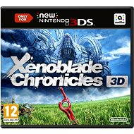 New Xenoblade Chronicles 3D - Nintendo 3DS - Console Game