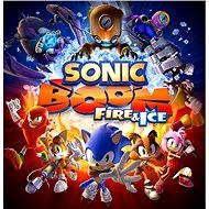 Sonic Boom: Fire & Ice - Nintendo 3DS - Console Game