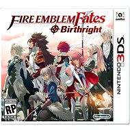 Nintendo 3DS - Fire Emblem Fates: Birthright - Console Game