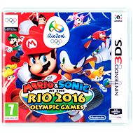 Mario & Sonic in Rio - Nintendo 3DS - Console Game
