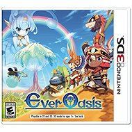 Ever Oasis - Nintendo 3DS - Console Game