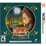 Laytons Mystery Journey - Nintendo 3DS - Console Game