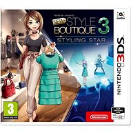 New Style Boutique 3 - Styling Star - Nintendo 3DS - Console Game