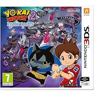 YO-KAI WATCH 2: Psychic Specters - Nintendo 3DS - Console Game