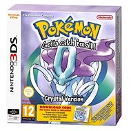Pokemon Crystal DCC - Nintendo 3DS - Console Game