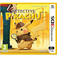 Detective Pikachu - Nintendo 3DS - Console Game