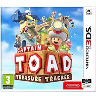 Captain Toad: Treasure Tracker - Nintendo 3DS - Console Game