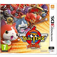 YO-KAI WATCH Blasters Red Cat Corps - Nintendo 3DS - Console Game