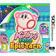 Kirbys Extra Epic Yarn - Nintendo 3DS - Console Game