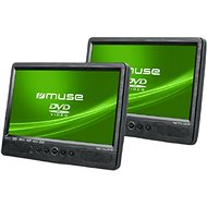 MUSE M-1095CVB - Portable DVD-Player