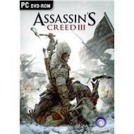 Assassin's Creed III (PC) DIGITAL - PC Game