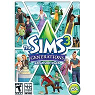 The Sims 3: Generations (PC) DIGITAL - Gaming Accessory