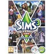 The Sims 3: University Life (PC) DIGITAL - Gaming Accessory
