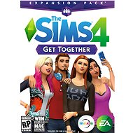 The Sims 4: Get Together (PC) DIGITAL - Gaming Accessory