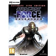 Star Wars: The Force Unleashed: Ultimate Sith Edition (PC) DIGITAL - PC Game