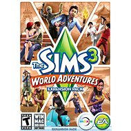 The Sims 3: World Adventures (PC) DIGITAL - Gaming Accessory
