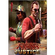 Raging Justice (PC) DIGITAL - PC Game