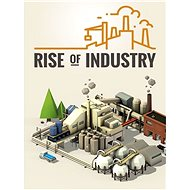 Rise of Industry (PC/LX) DIGITAL - PC Game