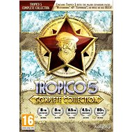Tropico 5: Complete Collection - PC DIGITAL - PC Game