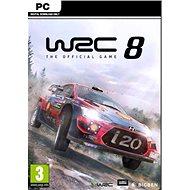 WRC 8 - PC DIGITAL - PC Game