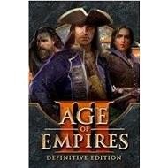 Age of Empires III: Definitive Edition (PC) Steam Key - PC Game
