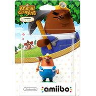 Amiibo Animal Crossing Resetti - Figure