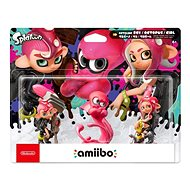 Amiibo Splatoon Octoling 3-Pack - Figures