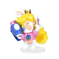 "Mario + Rabbids Kingdom Battle Peach 3"" Figurine - Figurine"