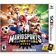 3DS Mario Superstars + amiibo card (1pc) - Console Game