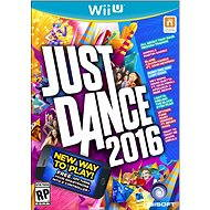 Just Dance 2016 - Nintendo Wii U - Console Game