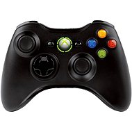 Microsoft XBOX 360 Wireless Controller Black New - Gamepad