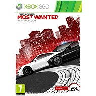 Need for Speed: Most Wanted (2012) - Xbox 360 - Console Game