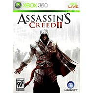 Assassins Creed II (Game of the Year) - Xbox 360
