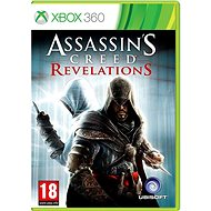 Assassins Creed: Revelations -  Xbox 360 - Console Game