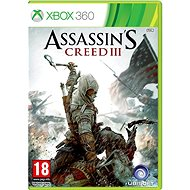Assassin's Creed III CZ - Xbox 360 - Console Game