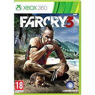 Far Cry 3 - Xbox 360 - Console Game