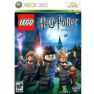LEGO Harry Potter: Years 1-4 - Xbox 360 - Console Game